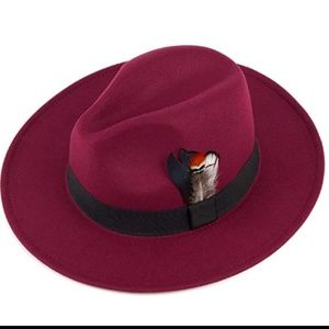 Classic Fedora Hat for Men